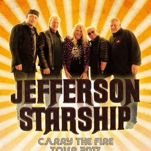 Jefferson Starship Pier Six Pavilion