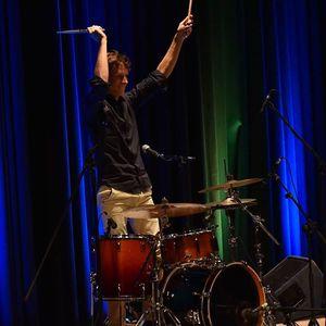 Anselmo Luisi - drummer&percussionist Rivoli