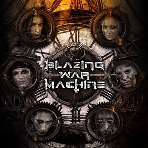 BLAZING WAR MACHINE Le Vox