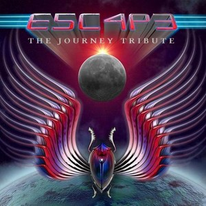 E 5 C 4 P 3 - Escape - The Journey Tribute Rock The Boat