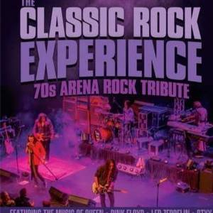 The Classic Rock Experience Rams Head On Stage