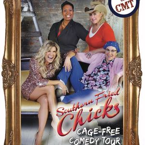 Southern Fried Chicks River Center Performing Arts