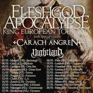 Fleshgod Apocalypse Dynamo