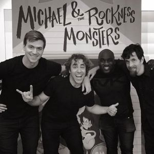 Michael and the Rockness Monsters Honesdale