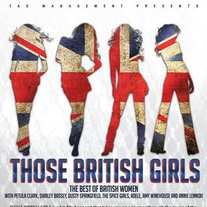 Those British Girls The Rec Center at Sun City West