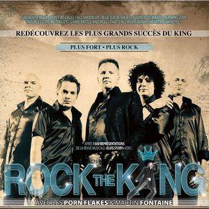 ROCK THE KING Resto Bar & spectacles La Ripaille