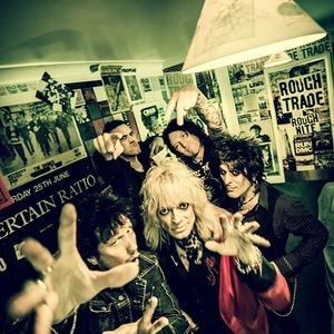 Michael Monroe The Dome