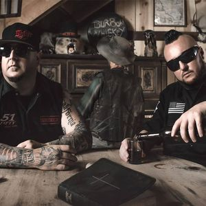 MOONSHINE BANDITS 1904 Music Hall