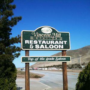 Vincent Hill Station Restaurant & Saloon Vincent Hill Station
