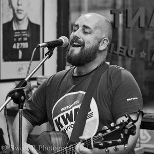 Graeme Campbell Music King Tuts Wah Wah Hut