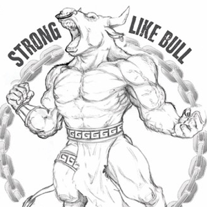 Strong Like Bull Oxford