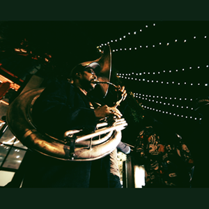 Rebirth Brass Band Maple Leaf