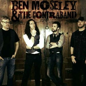 Ben Moseley & The Contraband Blue Iguana