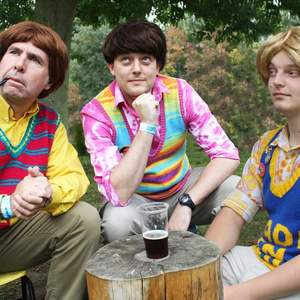 The Bar-Steward Sons of Val Doonican Electric Theatre