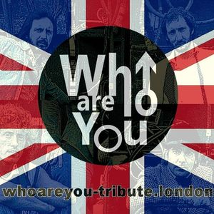 WHO ARE YOU - UK Who Tribute The Mick Jagger Centre