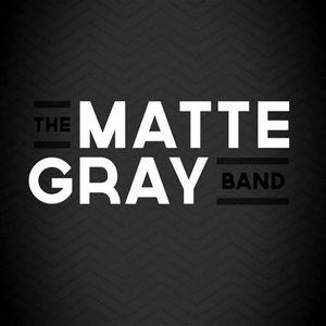 The Matte Gray Band Moonshine Flats