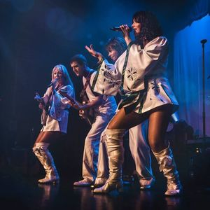 Waterloo Best of Abba Tribute Show Flitwick