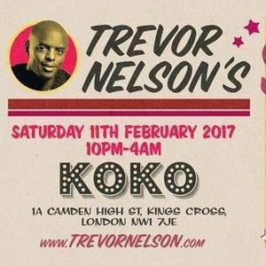 Trevor Nelson Koko