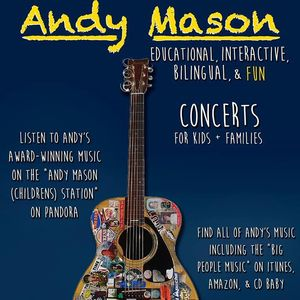 Andy Mason Music Portales