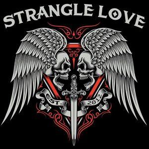 Strangle Love Gas Monkey Bar N' Grill