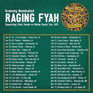 Raging Fyah Rex Theater
