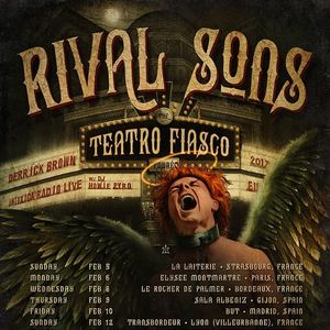 Rival Sons Irving Plaza