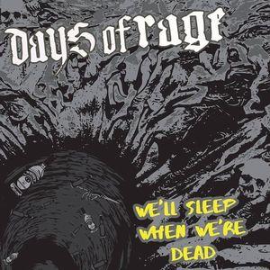 Days of Rage Coop Katacombes