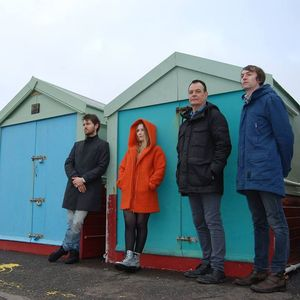 The Wedding Present Waterfront