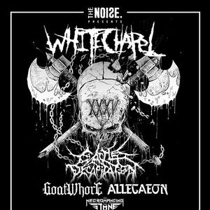 Cattle Decapitation House of Blues New Orleans