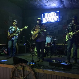 Bryan Groce and The Badland Boys Hard Eight BBQ