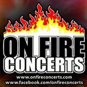 On Fire Concerts Bell Buckle Banquet Hall