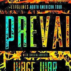 I Prevail Shoreline Amphitheatre