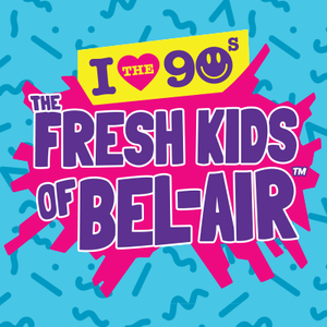 I Love The 90s Show with The Fresh Kids of Bel-Air The Paramount