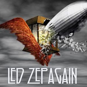 Led Zepagain House of Blues San Diego