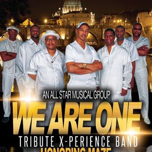 We Are One Tribute X-Perience Band Poolesville