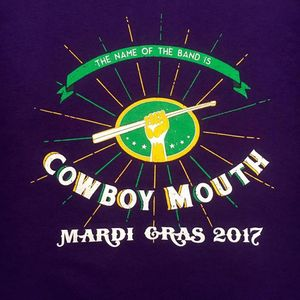 Cowboy Mouth House of Blues New Orleans