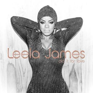 Leela James Palace of Fine Arts