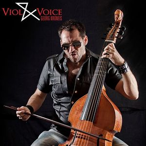 Viol & Voice : Georg Kroneis Das LEBE Theater