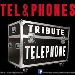TEL&PHONES Tribute to TELEPHONE Saint-Nazaire