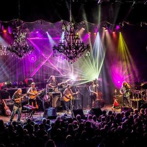 Railroad Earth Hangtown Music Festival (Oct 26-29)
