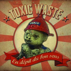 Toxic Waste La malle poste à Warneton