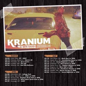 Kranium Wow Hall