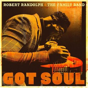 Robert Randolph & the Family Band Ridgway