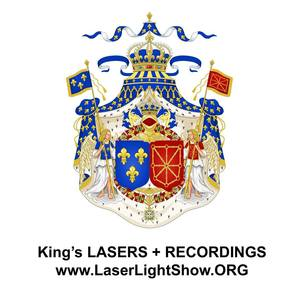 King's Lasers + Recordings Bergen Performing Arts Center