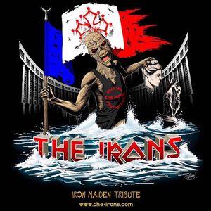 The Irons - Iron Maiden Tribute HDCFourtyfive rallye