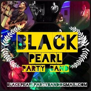 BLACK PEARL Band The Bunny