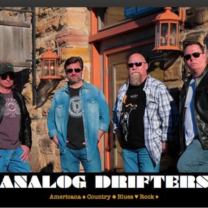 Analog Drifters St Patrick's Bar