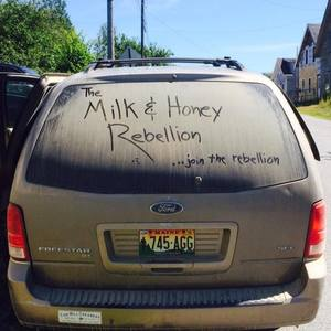 The Milk & Honey Rebellion Chummies