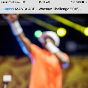 Masta Ace Apple Valley