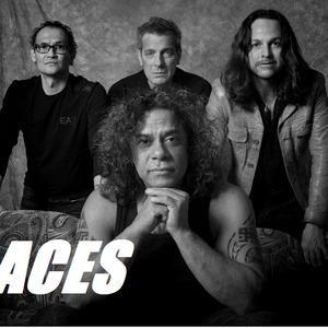 ACES rockband Urk